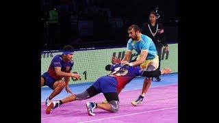 Pro Kabaddi 2018 Highlights: Dabang Delhi vs Tamil Thalaivas
