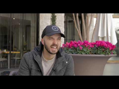 Joshua Aaron Interview
