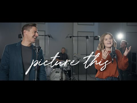 Mat and Savanna Shaw - Picture This (Official Music Video) - Daddy Daughter Duet