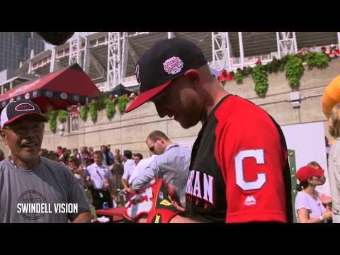 Swindell Vision 2015 Episode 21 - MLB All-Star Legends & Celebrity Softball Game