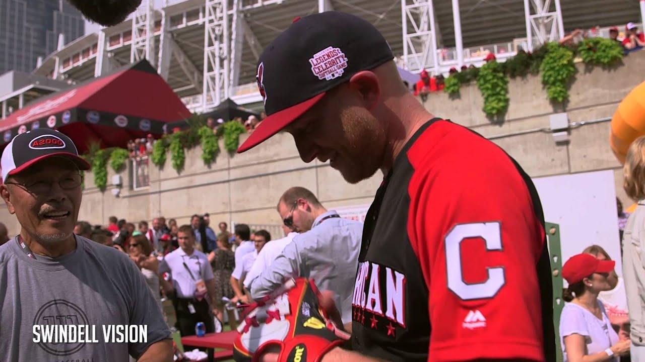 Swindell Vision 2015 Episode 21 — MLB All-Star Legends & Celebrity Softball Game