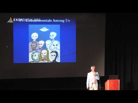 Extraterrestrial Life and World Government Policies - Michael Salla, PhD