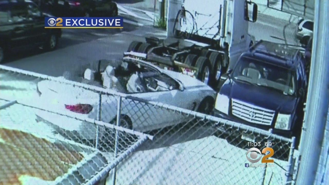 Exclusive: Police-Involved Shooting Caught On Camera In Newark