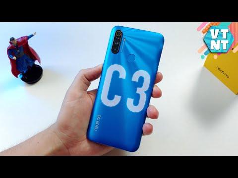 Realme C3 Обзор! Стоит ли покупать?