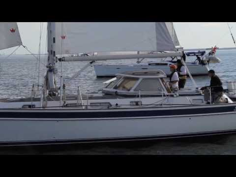 Preparing For An Offshore Passage to The Caribbean With The Caribbean 1500