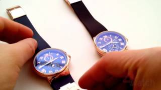 Мужские наручные часы Ulysse Nardin Maxi Marine(Часы Ulysse Nardin воплощения высочайшего качества и непревзойденной дизайнерской мысли. ✓ Заказать тут: http://4watch..., 2015-07-05T15:55:56.000Z)