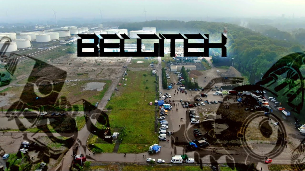 Belgitek 2019, Seneffe