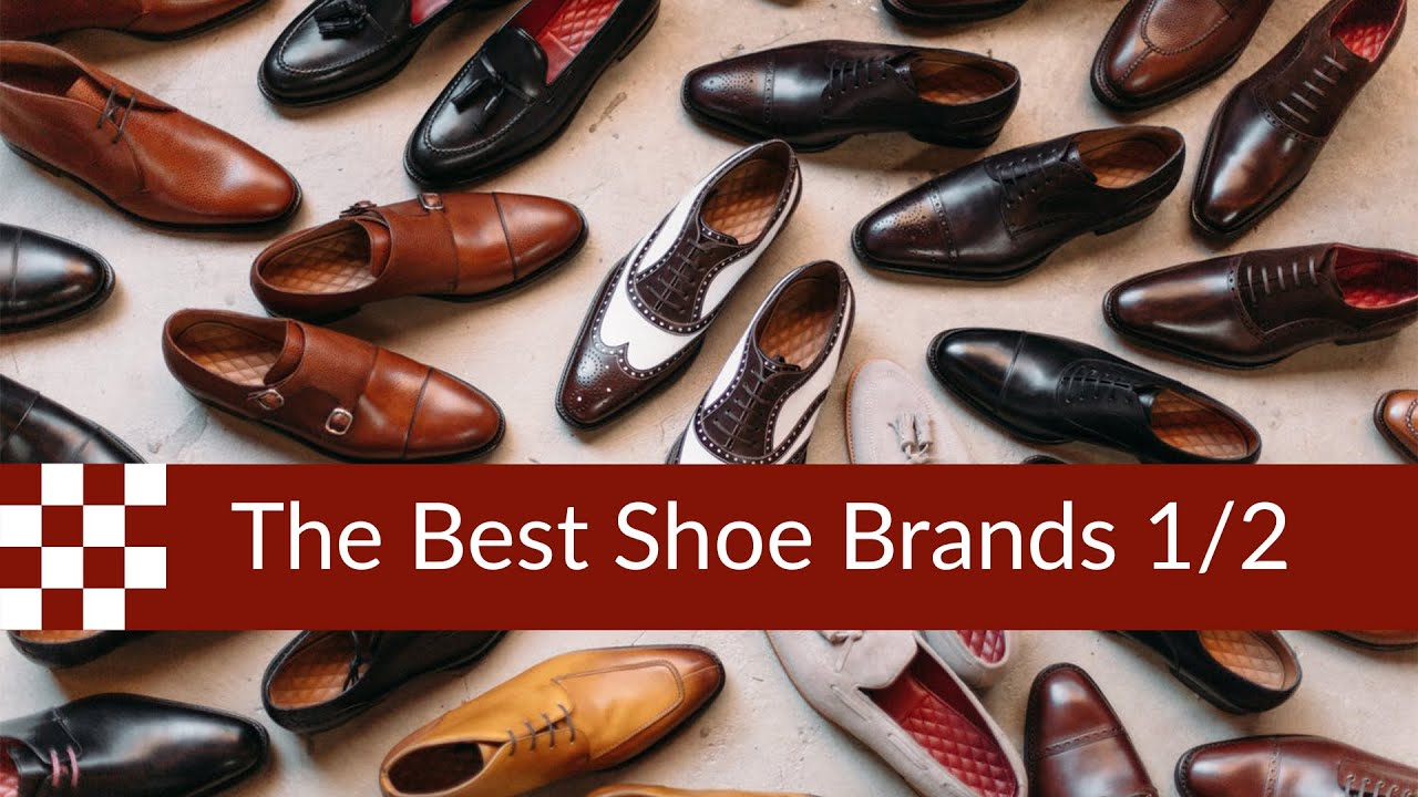 top 1 dress shoes brands