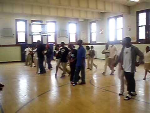 Detroit Ballroom 8th Graders Burton International School