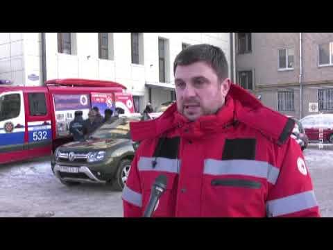 Профилактическая работа в Витебске с бездомными гражданами