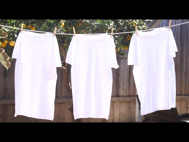 DIY Bleach Free Way to Brighten Your Whites | Thrive Market