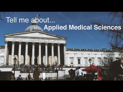 Tell me about Applied Medical Sciences