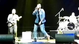 James Arthur - Impossible live @ Budapest 07.11.2015