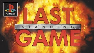 Last Game Standing #10 - Die Hard Trilogy, Flat Heroes, Half Life Blue Shift, Guts and Glory