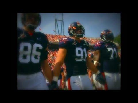 2007 Virginia Football Highlights