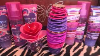 Justin Bieber - Girlfriend VS Someday Fragrances
