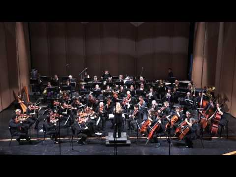 Opus 4 Studios: SCO, Dr. Anna Edwards, conductor - This Is Water by Andy Clausen