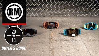 Best Motocross Goggles   2018