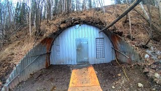 Alaskan Permafrost hides 55000 yr old treasures inside. To get your own 23andMe kit, visit https://23andme.com/whatsinside. Watch our Winter video from ...