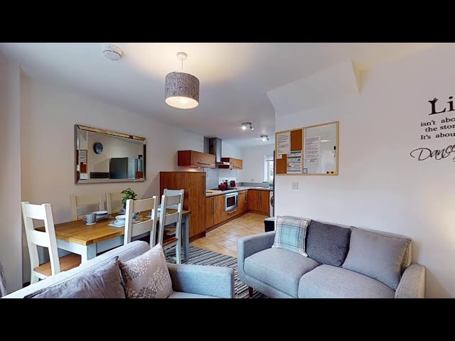 Video 1: Room 6 large double just £460pcm sharing bathroom with just one others.