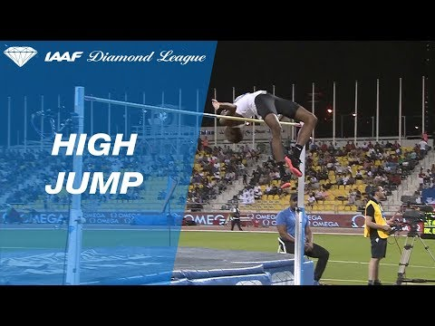 Mutaz Barshim Wins Men's High Jump - IAAF Diamond League Doha 2018