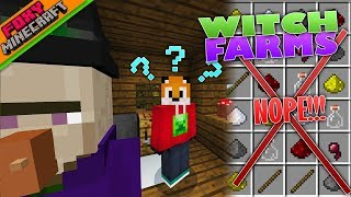 How To | WITCH SPAWNING | Minecraft Bedrock Edition