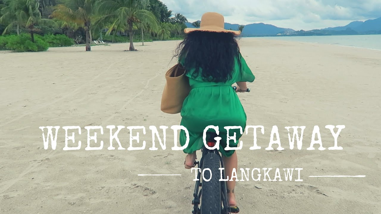 Langkawi with Vithya | Vithya Hair and Makeup