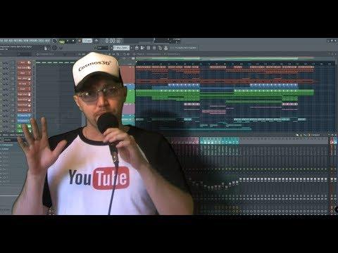 Создание электронной музыки в FL Studio 20 - Урок 14 Пишем клубный трек