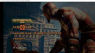 RPCS3_White Screen Fix!! PC _ Solved_God Of War Collection 2018 | White screen Fix for all games