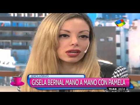 La respuesta de Gisela Bernal cuando Pamela David le preguntó si entraría a GH para ver a Francisco Delgado