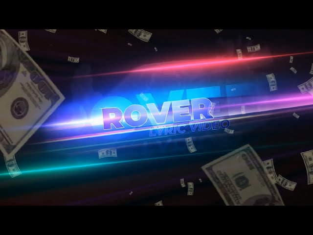 S1MBA - Rover (feat. Lil Tecca) [Lyric Video]