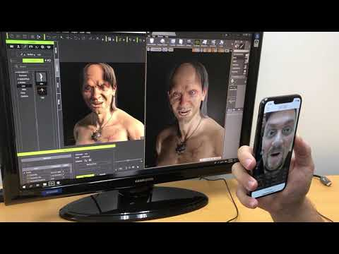 Unreal IClone Live Link - Real-time Character Animation Pipeline To Unreal's RTX Raytrace Render