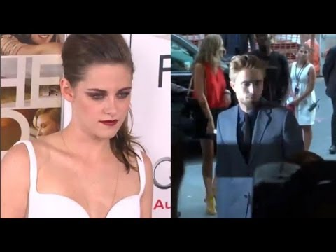 Robert Pattinson and Kristen Stewart Together at On The Road After Party! from YouTube · Duration:  2 minutes 26 seconds