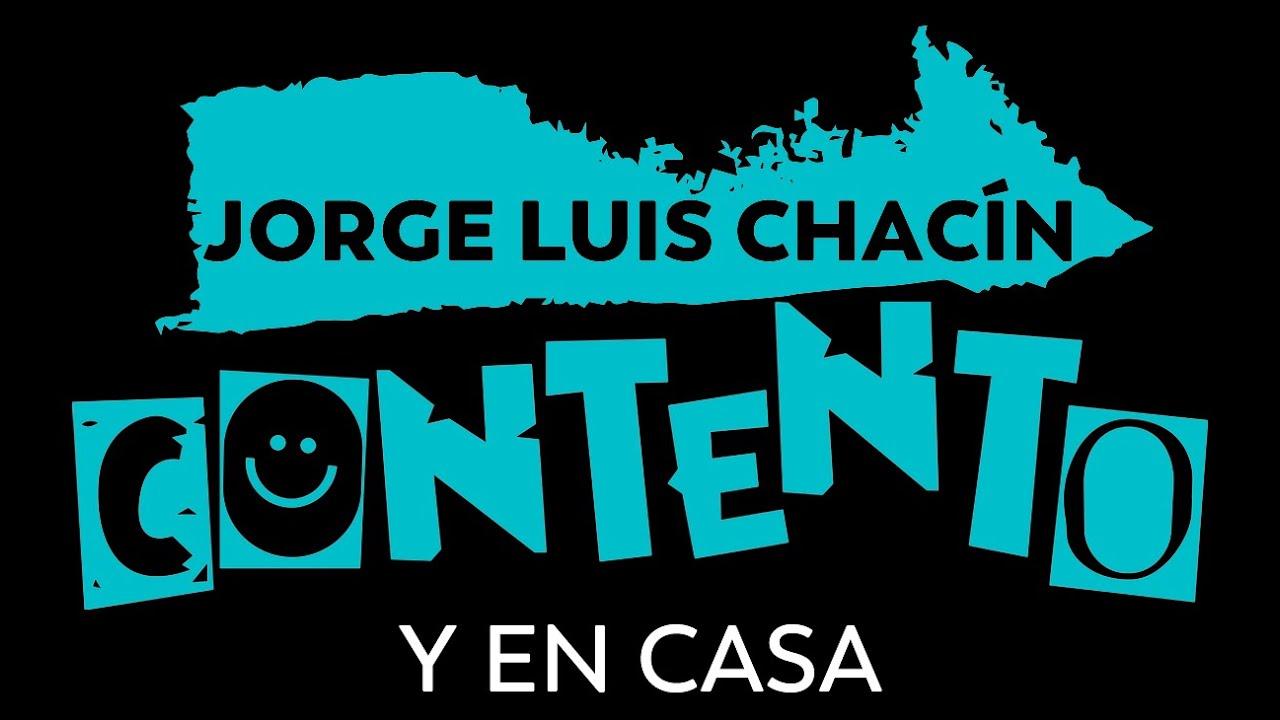 Jorge Luis Chacin - Contento y en casa