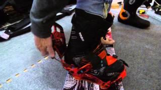 Snowboard Binding - Flow NX2-SE