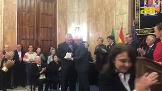 Almería celebra el 40 aniversario de la Constitución