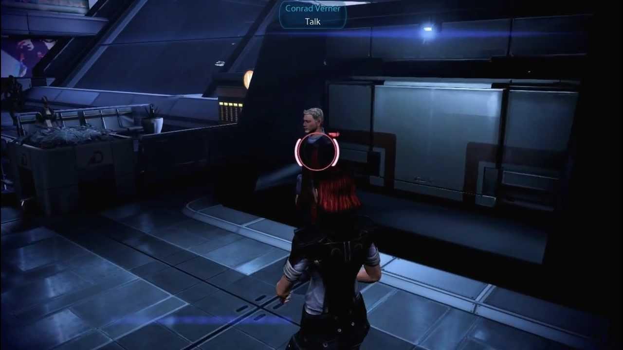 Mass Effect 3: Conrad Verner [complete]