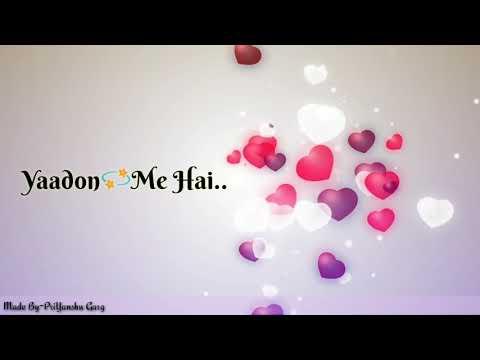 Ankhon Me hai Uska chehra Vicky Singh 30Sec WhatsApp video status lyrical song