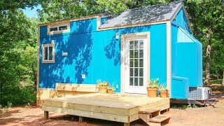 Incredible Gorgeous The Tiny House For Sale In Oklahoma | Living Design For A Tiny House