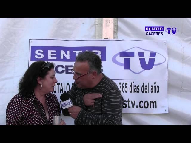 FERIAS CÁCERES 2014  1º PARTE