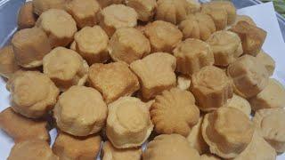 CÁCH LÀM BÁNH BÔNG LAN THƠM NGON ĐƠN GIẢN TẠI NHÀ |Vietnamese food