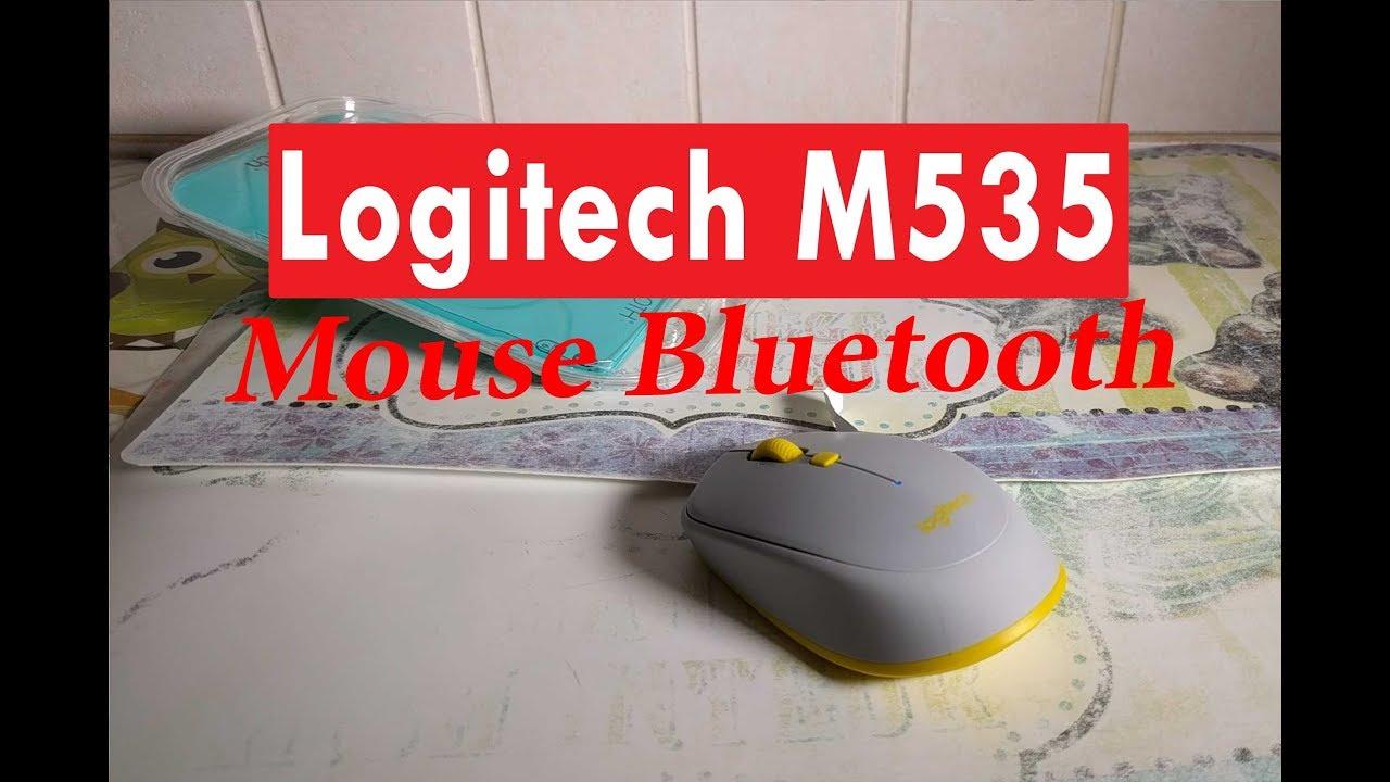 logitech m535 bluetooth mouse driver