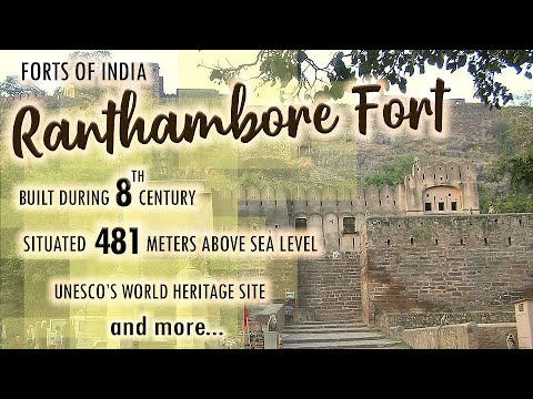 Forts Of India - Ranthambor - Ep # 11