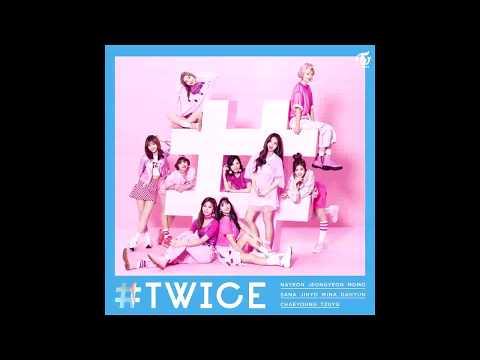[Album] TWICE - #TWICE (Japanese Album)