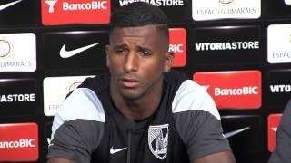 """Cafú assume que o Vitória  vai encarar o jogo """"como uma final"""""""