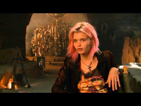 "Mad Max Fury Road Abbey Lee ""The Dag"" Official Movie Interview"