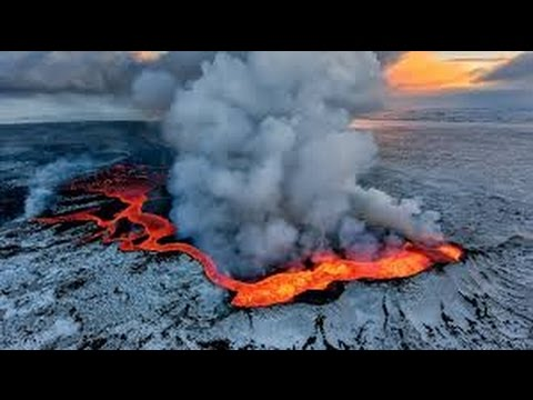 Iceland Earth Most Volatile Places HD ★ Nature Documentary 2017