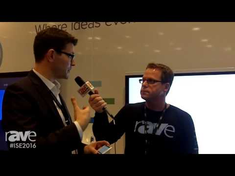ISE 2016: SMART Technologies Shows Gary Kayye Continue and MultiWay Boarding for SMART kapp IQ