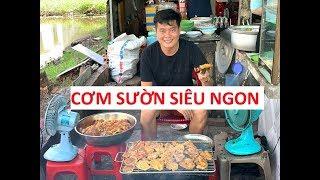 Khương Dừa đi ăn cơm sườn chọc ghẹo con trai chủ quán xém bị đuổi khỏi quán!!!