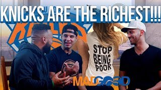 Why the NBA cannot let the Knicks be the most valuable franchise - MadGood Knicks Show